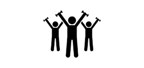 Group Exercise Class Icon